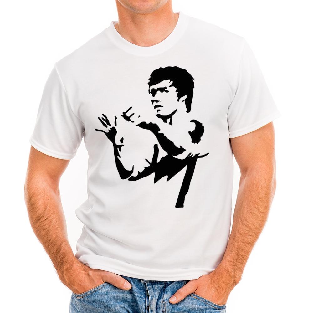 Мъжка тениска Bruce Lee
